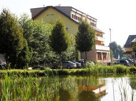 Hotel Helios, hotel v destinácii Lipová-lázně