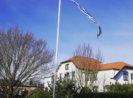 Hotel Wemeldinge, beach hotel in Wemeldinge