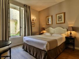 Hotel Du Midi, hotel in Visan