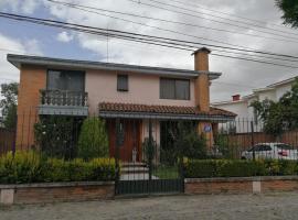 Casa Californiana en Cholula