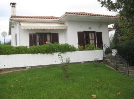 Beautiful Villa in Koukounara