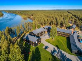 Arctic River Lodge