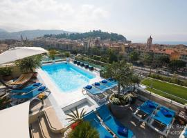 Hotel Aston La Scala, beach hotel in Nice