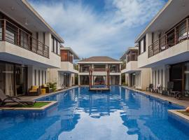 Azure by Vista Rooms, self catering accommodation in Vagator