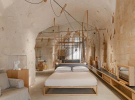 Ai Maestri Rooms&Cafè, hotel near Church of San Giovanni Battista, Matera