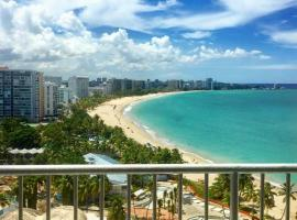 ESJ MARE STUDIO ♥ Beachfront★Top Location★ View★Lux