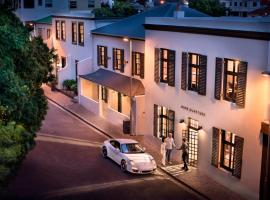 More Quarters Hotel, luxury hotel in Cape Town