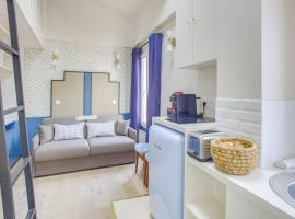 Nice studio near Porte Versailles B1, hotel in Vanves