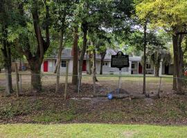 The Van Zant House