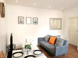 BlueOne Serviced Apartments - Sandon House