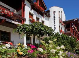 Hotel Brunnerhof, hotel in Rasùn di Sotto