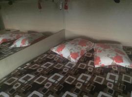 Aconchegante quarto com ótima vista