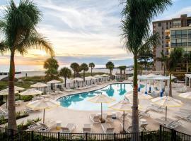 Sirata Beach Resort, hotel near Treasure Island Golf Tennis Recreation Center, St Pete Beach