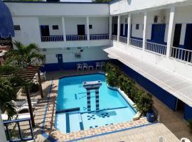 Regine's Hotel, hotel em Itaquatiara