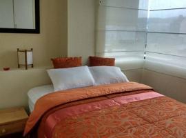 Quito Apartamento Completo Ubicación Privilegiada (Hermosa Vista)