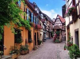 Auberge du Rempart, hotel in Eguisheim