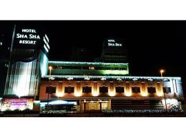 Hotel ShaSha Resort Suma