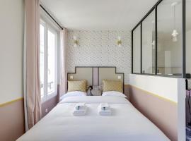Bright new Flat Porte de Versailles R2, hotel in Vanves