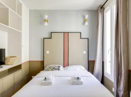 Great Studio Near Exhibition Parc V1, hotel in Vanves