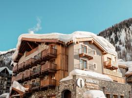 Hôtel Avancher, hotel in Val d'Isère