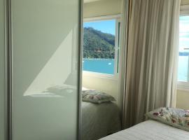 Apartamento frente ao mar, hotel em Balneário Camboriú