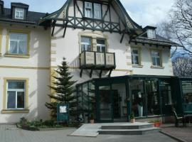 Parkhotel Waldschlösschen, Hotel in Annaberg-Buchholz