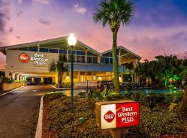 Best Western Plus Yacht Harbor Inn, hotel in Dunedin