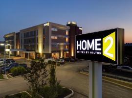 Home2 Suites by Hilton Erie, hotel with pools in Erie