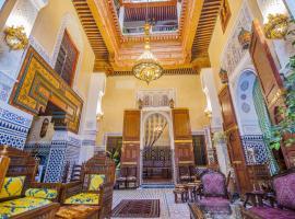 Riad Mama H&K, B&B in Meknès