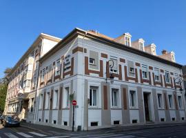 Best Western Hôtel De La Bourse, Best Western hotel in Mulhouse