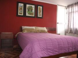 Hostal Florencia, B&B in Huaraz