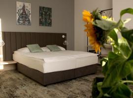 SmartRooms, family hotel in Olsztyn