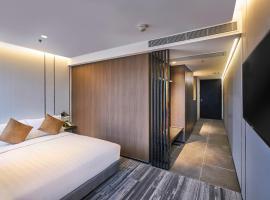 Hotel COZi Oasis, hotel a Hong Kong