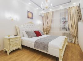 GMApartments luxury flat New Arbat, бюджетный отель в Москве
