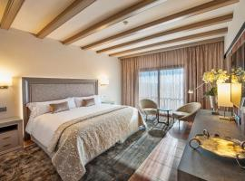 Los mejores hoteles de 5 estrellas de Castilla La Mancha ...