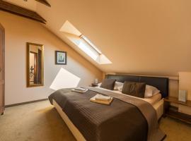 Penzion Villa Regia, hotel v Košiciach