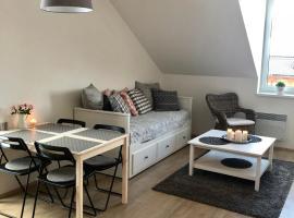 Útulný apartmán na Dolní Moravě