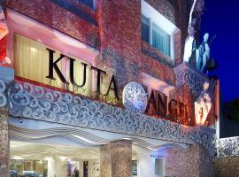 Kuta Angel Hotel - Luxurious Living, hotel near Hard Rock Cafe, Kuta