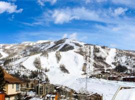 Cozy Ski Home