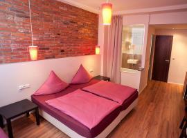 Hotel PurPur, hôtel à Prague près de: Lucerna Music Bar