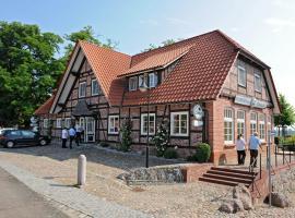 Fischhaus am Schaalsee