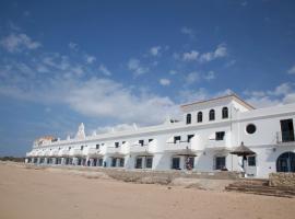 Playa de la Luz, hotel near Castle of San Sebastián, Rota