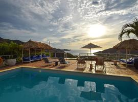 Casa Relax - Adults Only, hotel in Taganga