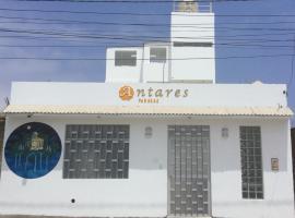 Antares Paracas, guest house in Paracas