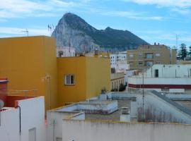La Esteponera, hotel cerca de Aeropuerto de Gibraltar - GIB,