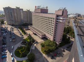 AZIMUT Hotel Siberia, hotel in Novosibirsk