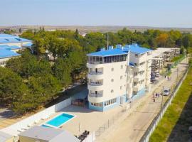 Robinzon Hotel, hotel near Nemo Anapa Dolphinarium, Anapa