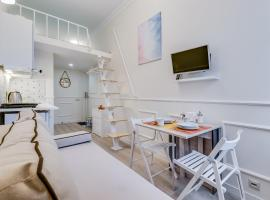 Sokroma Elegant Aparts, апартаменты/квартира в Санкт-Петербурге