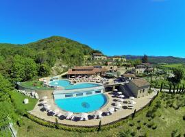 Fonte Alla Lepre, hotel em Riparbella