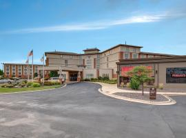 DoubleTree by Hilton Bloomington, hotel in Bloomington